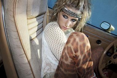Певица Кеша родилась с хвостом